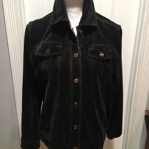 Drapers & Damon's Black soft jacket